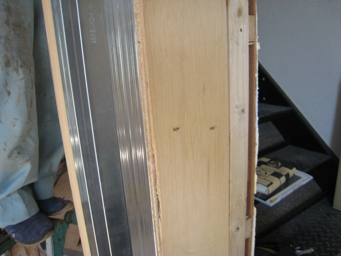 事務所の修理 4_f0205367_18465228.jpg