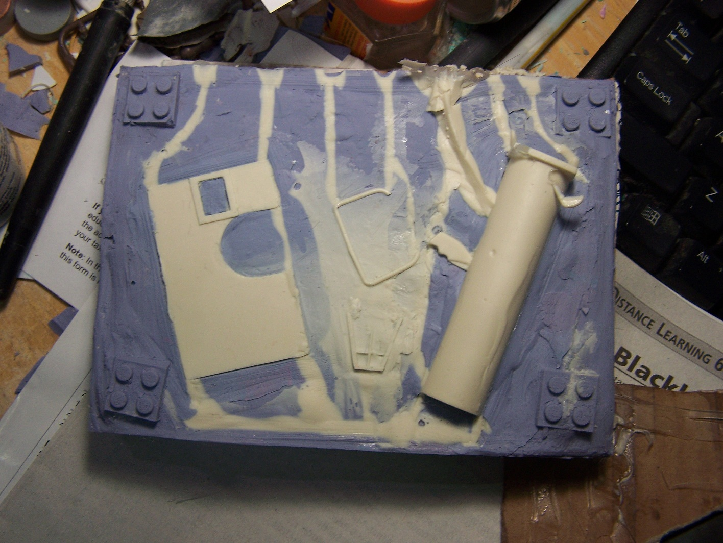 HoiHoi Bazooka Kit Sculpt 3_a0055093_6344235.jpg