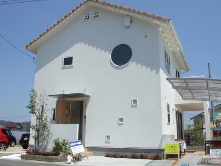 hughouse モデルハウス完成!_f0196294_184667.jpg