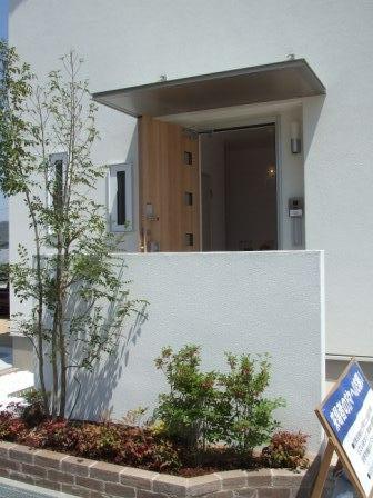 hughouse モデルハウス完成!_f0196294_18554157.jpg