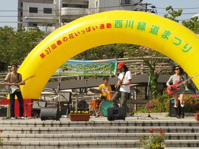 第37回西川緑道まつり@北区下石井_f0197703_1621485.jpg