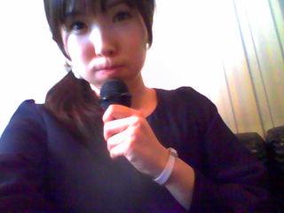 カラオケカラオケ〜_e0114246_14332135.jpg