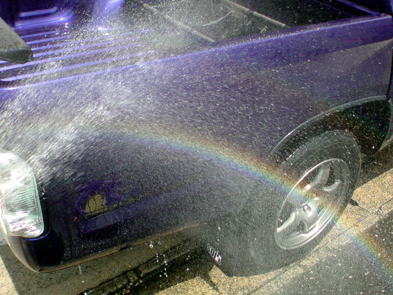 CARWASH RAINBOW._e0033459_15312851.jpg