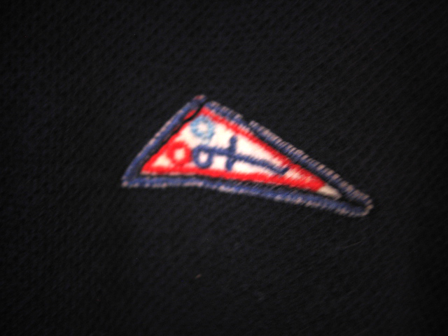 フランス ヴィンテージポロシャツ_f0226051_19442056.jpg