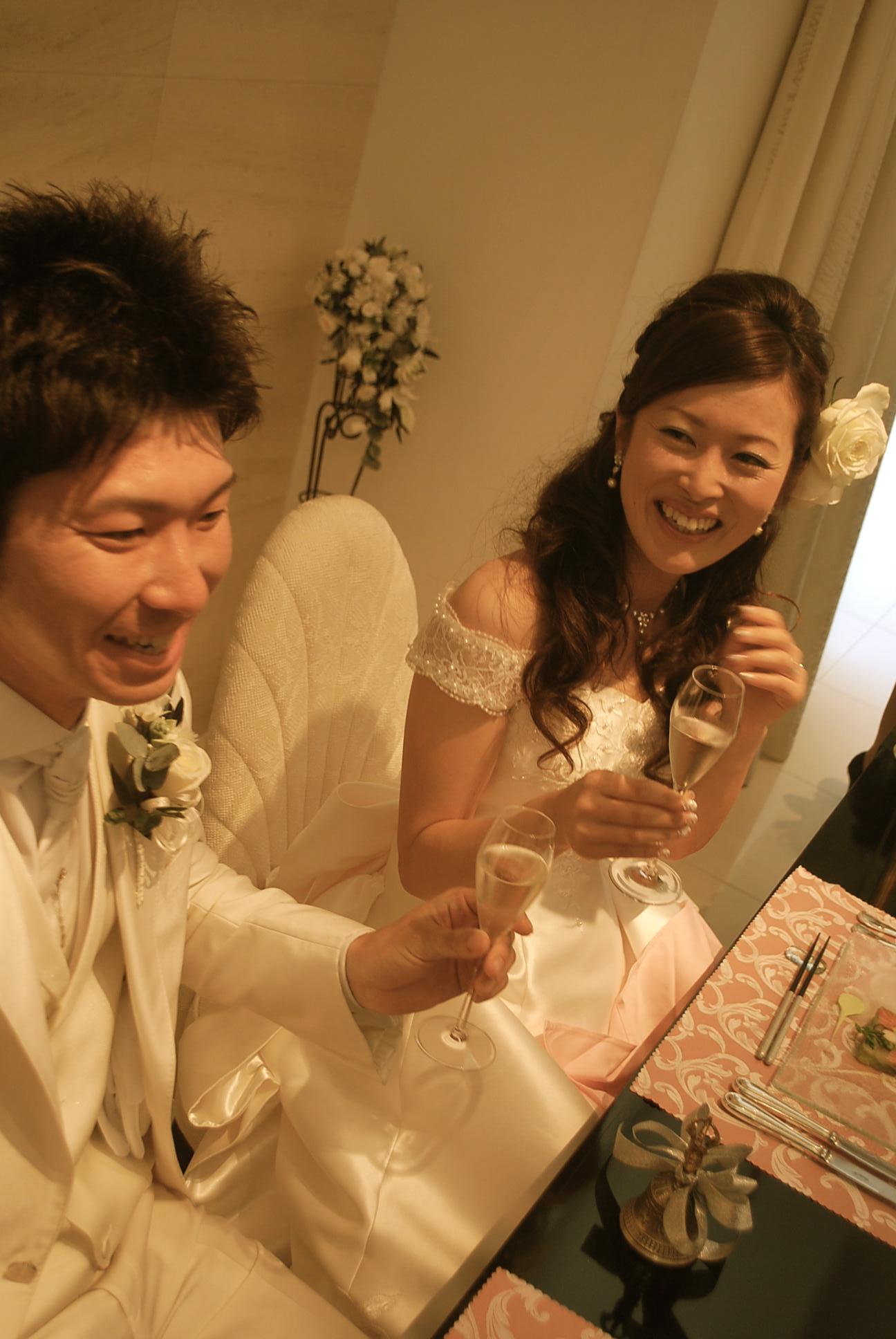 2010.5.2 happy wedding._b0116655_2173946.jpg