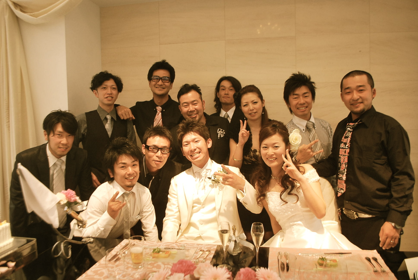 2010.5.2 happy wedding._b0116655_2283510.jpg