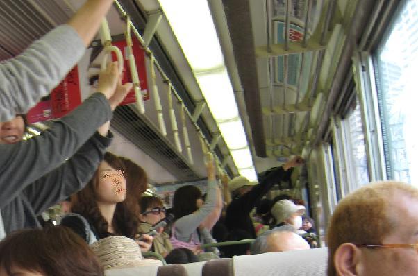 連休の京都・サツキと菖蒲のはずが、、、_f0205367_2353370.jpg