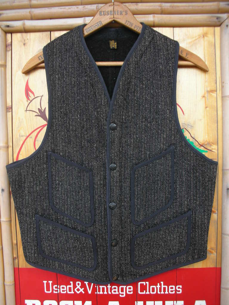 1930~1940\'S BROWN\'S BEACH VEST_c0187684_1353486.jpg