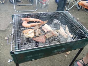 もなみ公園inウエスティー BBQ!!_c0226202_23301894.jpg