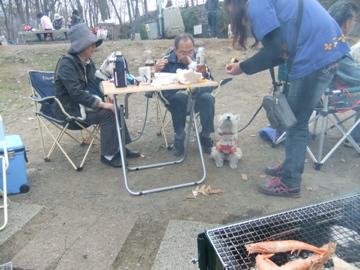 もなみ公園inウエスティー BBQ!!_c0226202_23315364.jpg
