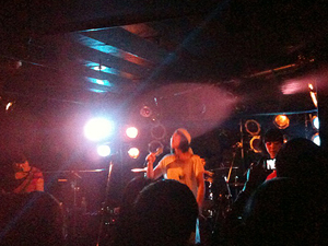 The Suzan\'s gig in Shimokitazawa_d0156406_0122954.jpg