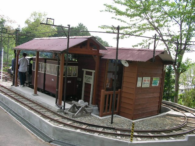 ミニ桜谷軽便鉄道_a0066027_2355691.jpg