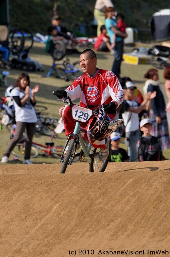 2010中越チャレンジカップVOL1:BMXオープンクラス決勝_b0065730_15494947.jpg