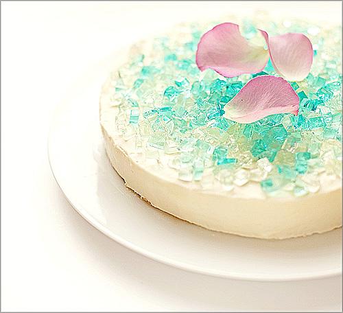ピナコラーダのケーキ_b0117234_89699.jpg