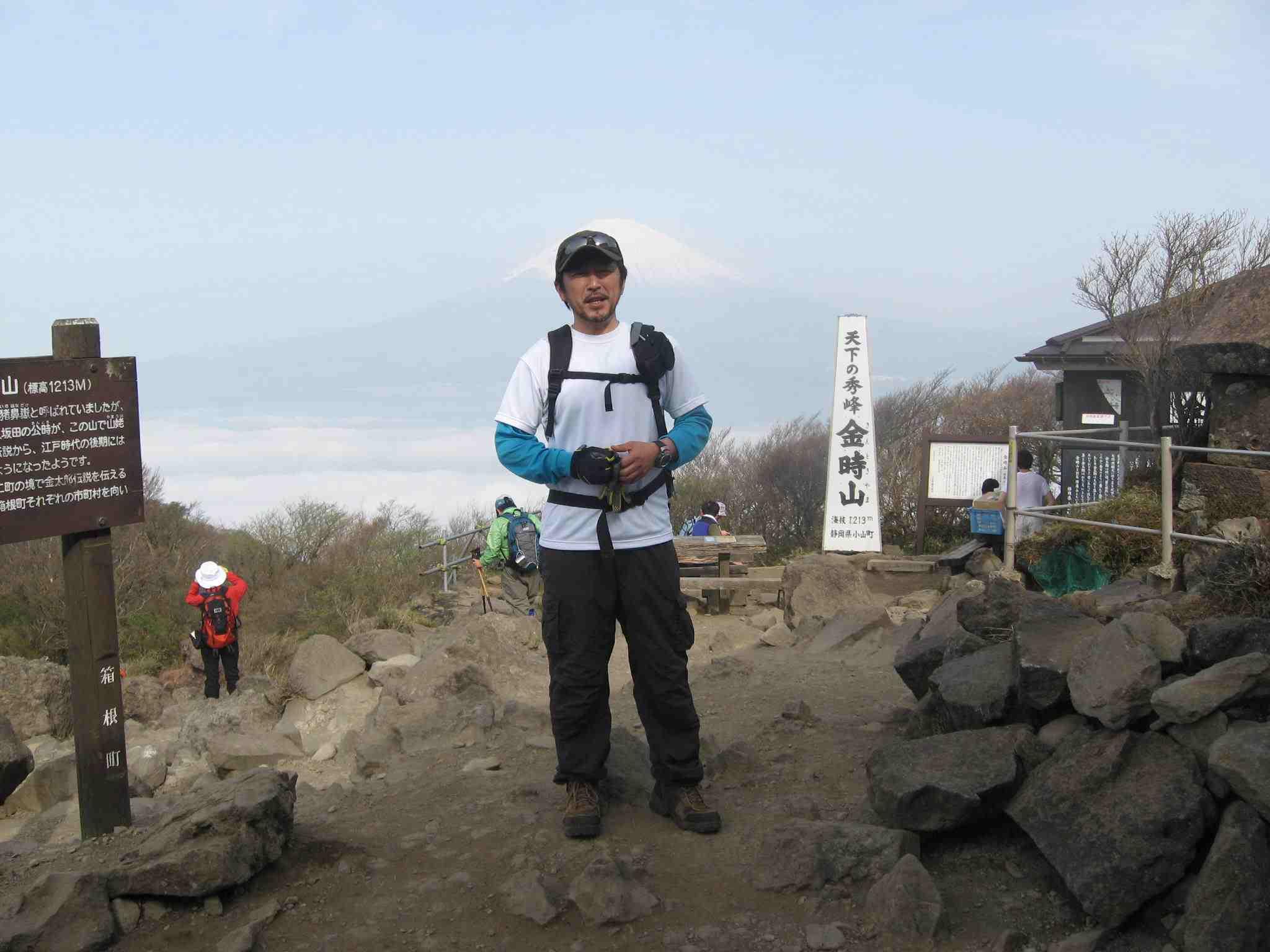 金時山は、ボクのジム_d0157745_10182265.jpg