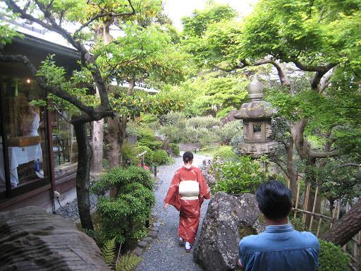 連休の京都・サツキと菖蒲のはずが、、、_f0205367_115475.jpg