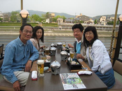 連休の京都・サツキと菖蒲のはずが、、、_f0205367_134076.jpg