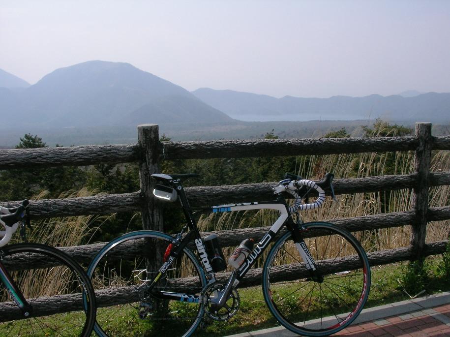 ... 富士山1周 : カートと自転車と
