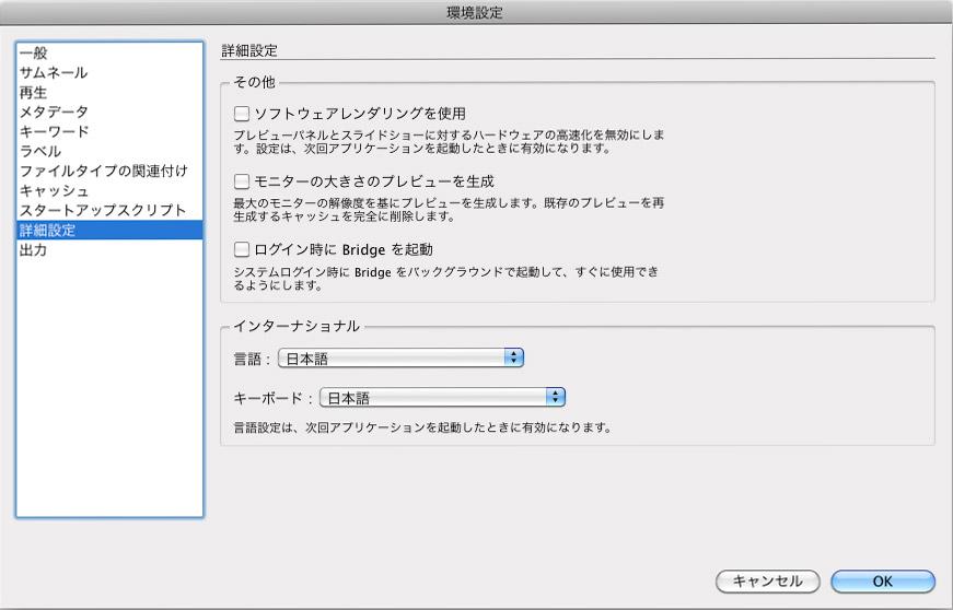 Bridge CS5 日本語化_f0077521_22152324.jpg