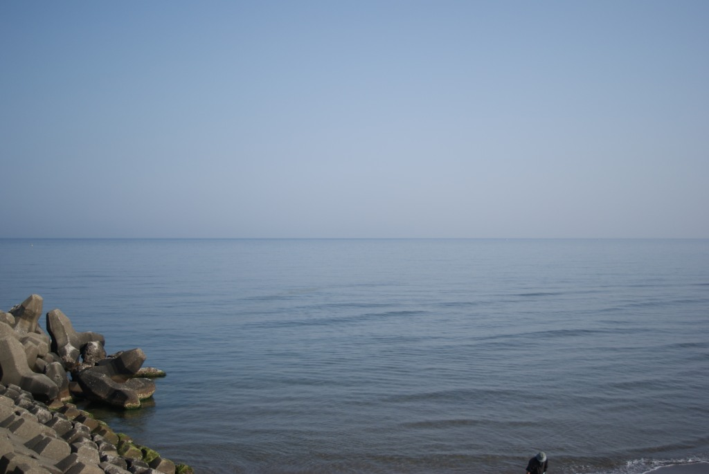 今日の海_c0132732_82216.jpg