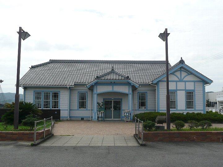 海賓館マリンセンターハウス_c0112559_14515422.jpg