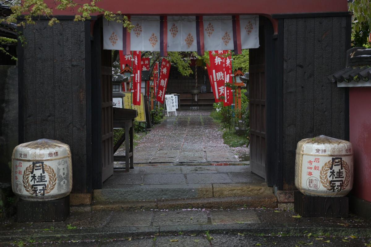 京都 雨の伏見十石舟_f0021869_19413039.jpg