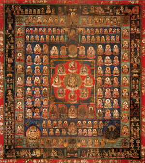 両界曼荼羅とは・・・ 両界曼荼羅に関する、素人の、勝手な考察_b0006870_18255243.jpg