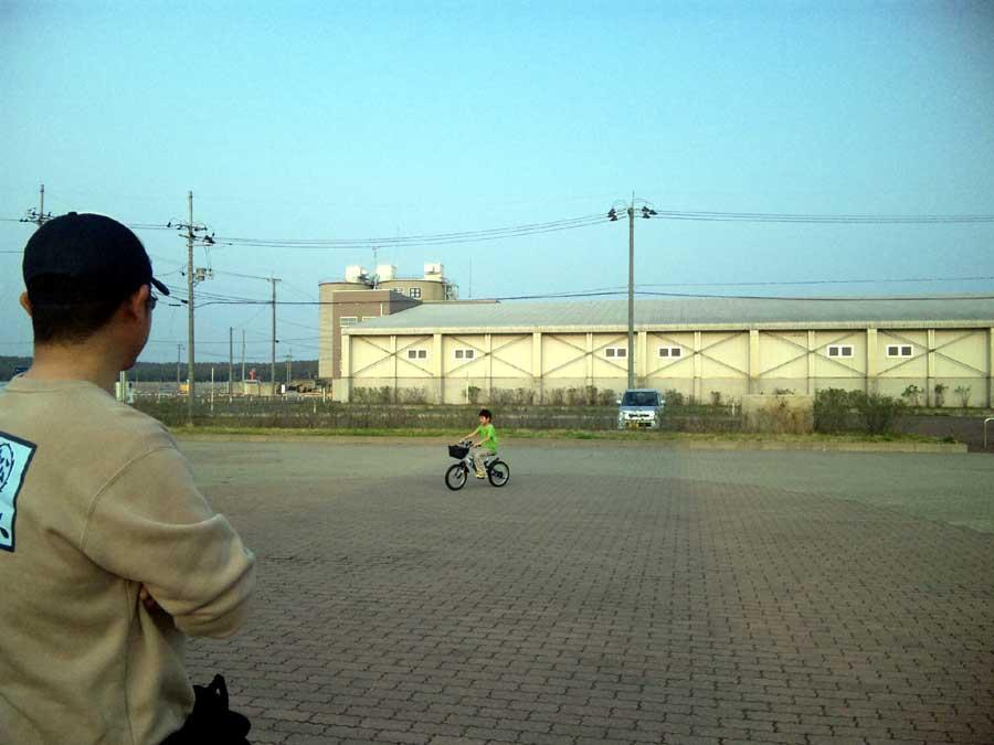 虎ノ介と自転車!_f0150893_19172767.jpg