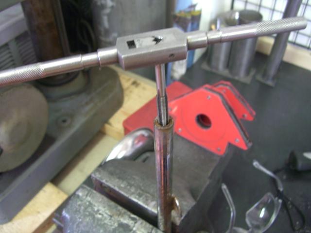ビラーゴ修理開始_a0164918_13481196.jpg