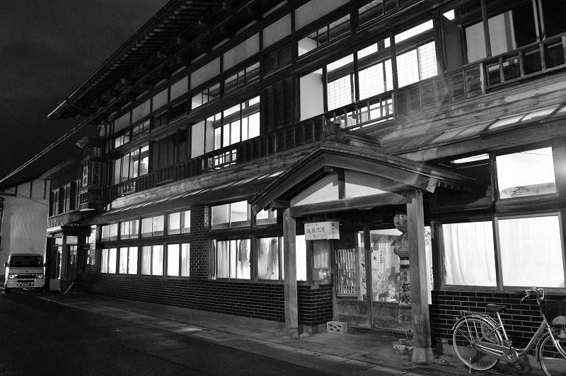 黒石温泉 飯塚旅館の夜_f0050534_8174949.jpg