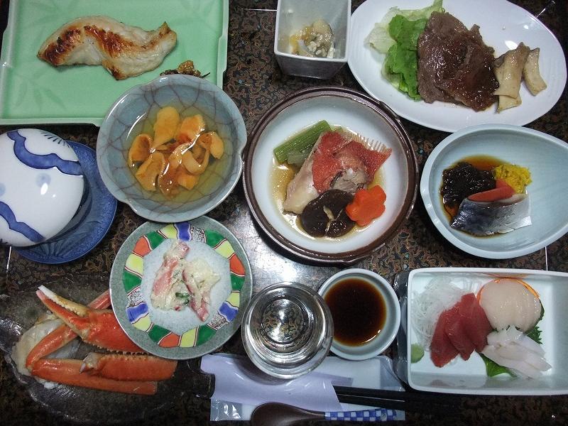 黒石温泉 飯塚旅館の夜_f0050534_8183449.jpg