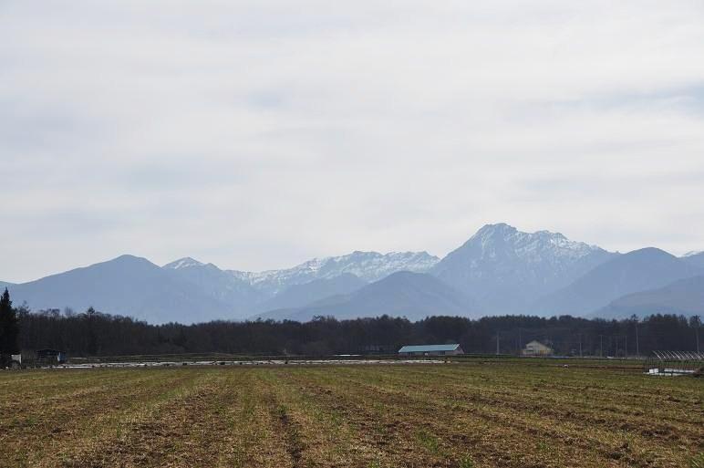 原村から見た南アルプスと八ヶ岳_e0194952_7284865.jpg