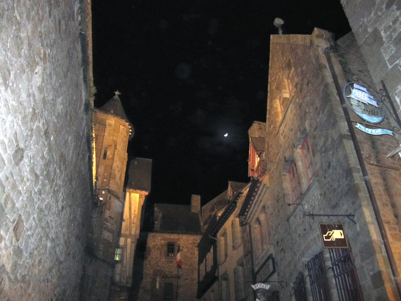 フランスへGO♪♪^^♪♪ 〜夜のモンサンミッシェル♡〜_f0119369_1627511.jpg