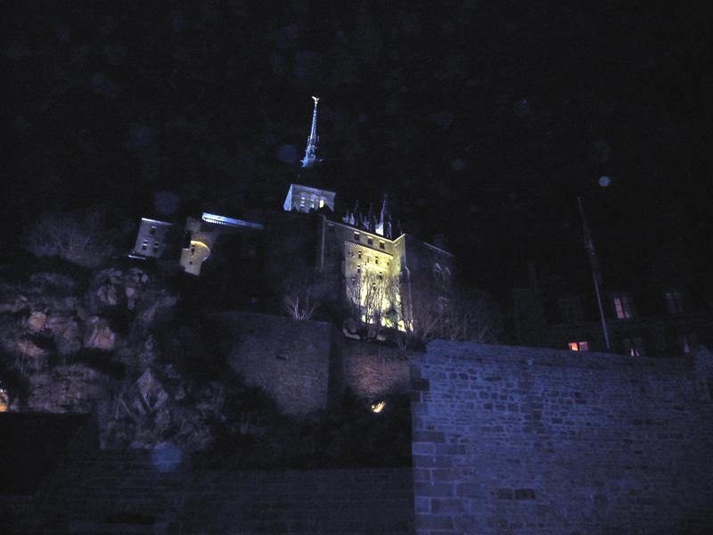 フランスへGO♪♪^^♪♪ 〜夜のモンサンミッシェル♡〜_f0119369_16344171.jpg