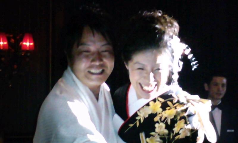 友人結婚式!_d0113681_16514062.jpg