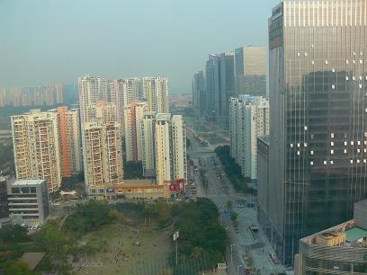 中国出張2010年03月-第一日-新フェリーポートを通って中国へ_c0153302_1534663.jpg