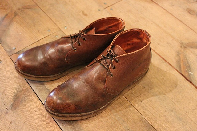 ショーツによさそう?な靴_d0121303_16552415.jpg
