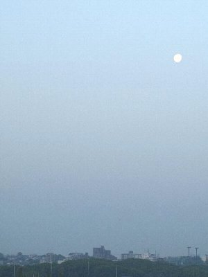 明るい月と連休の東京の災難_c0154941_0451941.jpg