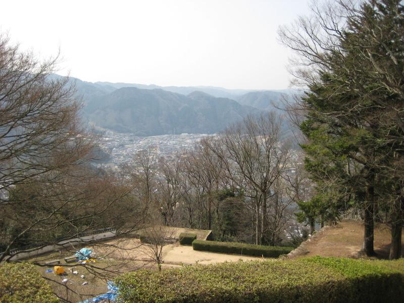 城下町を歩く(7)備中松山城、登城_c0013687_6343475.jpg