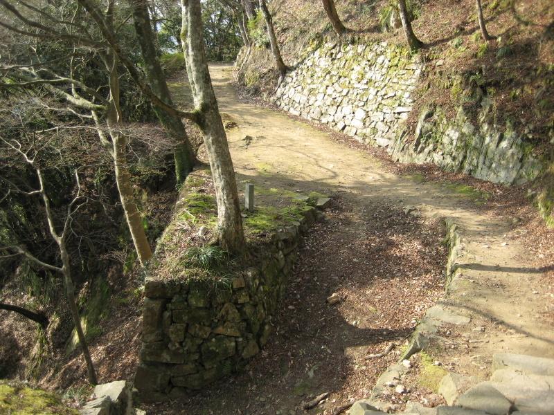 城下町を歩く(7)備中松山城、登城_c0013687_6394935.jpg