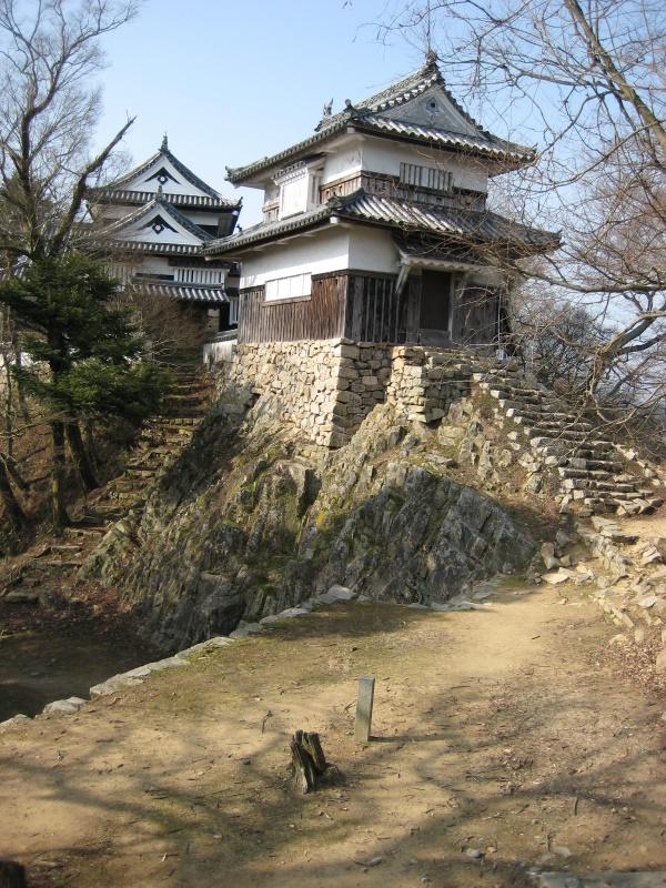 城下町を歩く(7)備中松山城、登城_c0013687_6401253.jpg