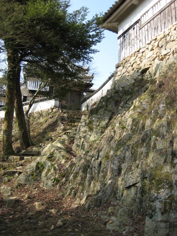 城下町を歩く(7)備中松山城、登城_c0013687_6401911.jpg