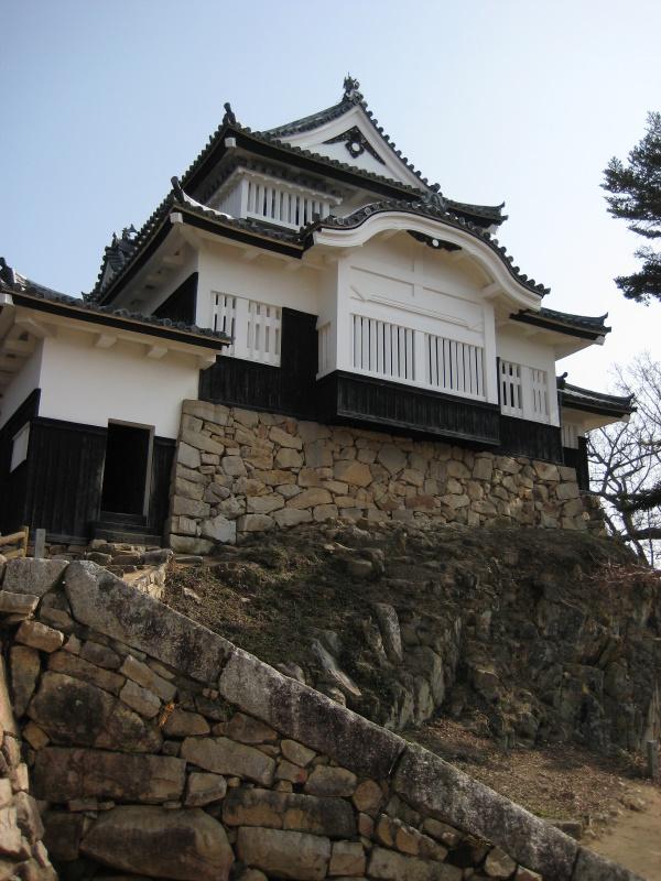 城下町を歩く(7)備中松山城、登城_c0013687_647332.jpg