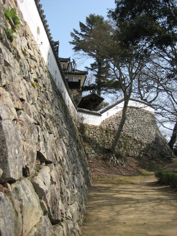 城下町を歩く(7)備中松山城、登城_c0013687_6475121.jpg