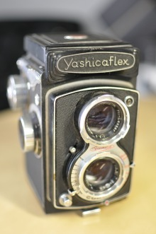 Life with Boxster.-YASHICA front