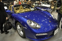 Life with Boxster.-ボク