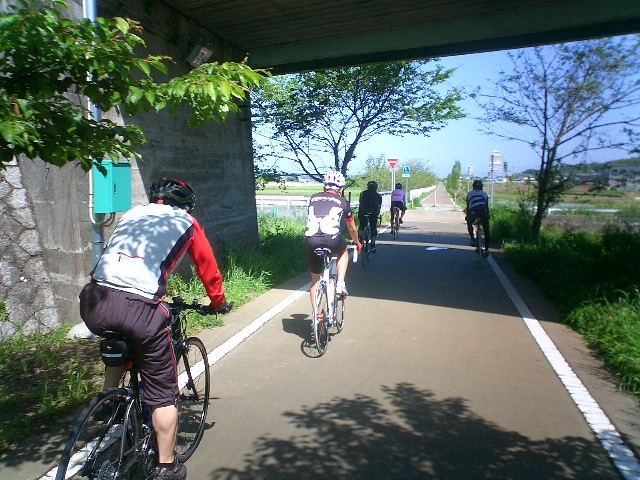 サイクリング!_d0106413_853312.jpg
