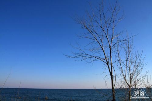 031 Humber Bay Shores Park ~青い空と青い水面~_c0211532_11162598.jpg