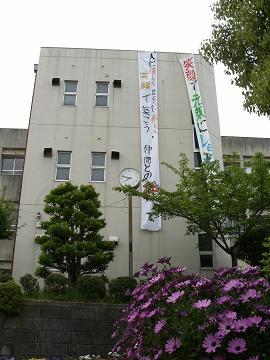 第141回は、5月9日、貝塚市立第4中学校様でした。_e0180838_161709.jpg