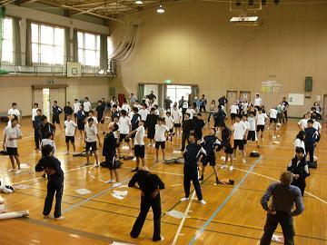 第141回は、5月9日、貝塚市立第4中学校様でした。_e0180838_16524812.jpg